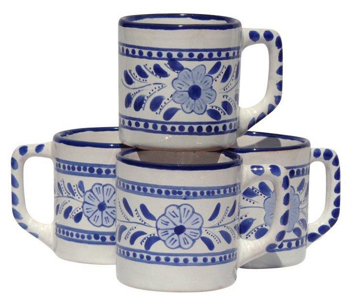 S/4 Azoura Mugs, Small