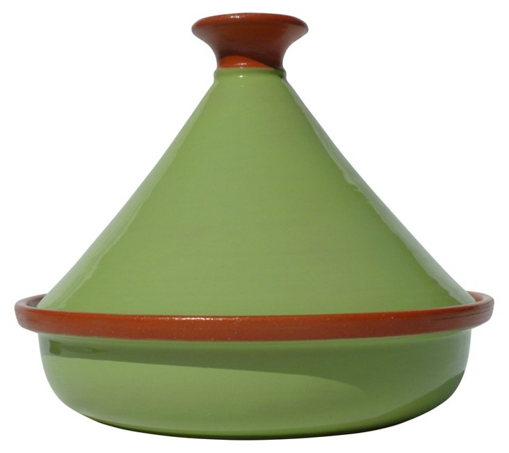 Cookable Tagine, Pistachio