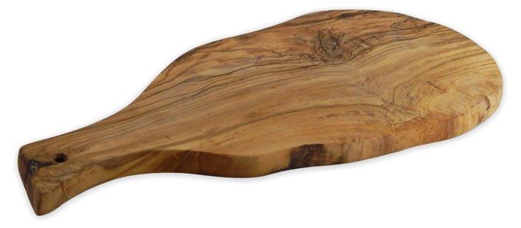 Olive Wood Natural-Form Board