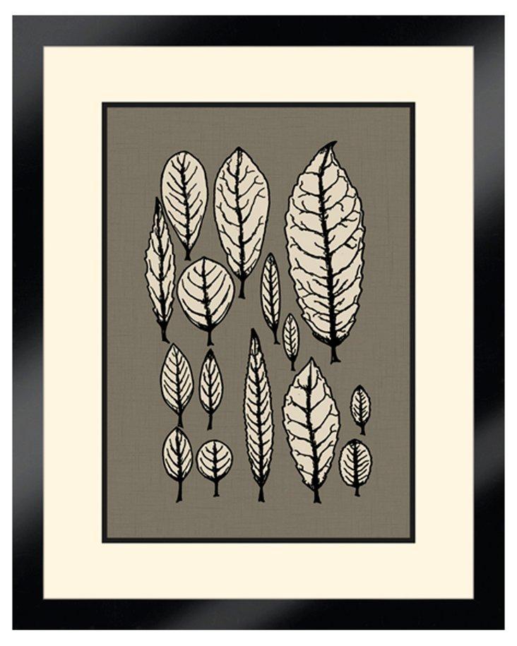 Stylized Leaves II
