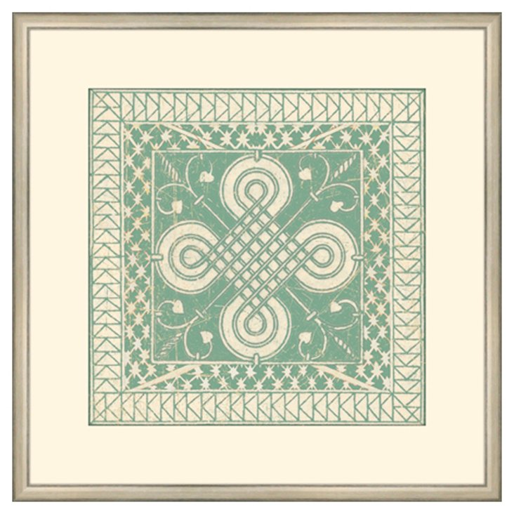 Small Spa Tile II