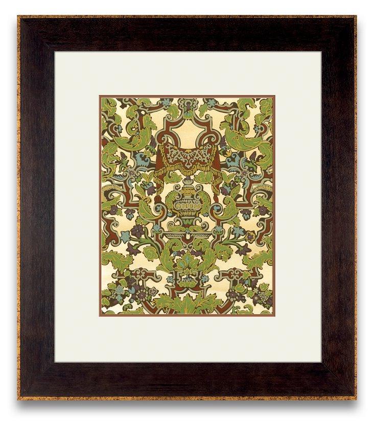 Antique Adornment Print III