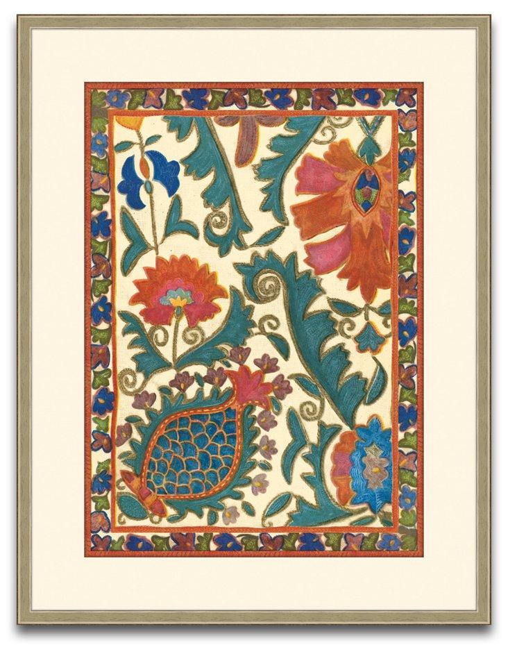 Uzbekistan Pattern V