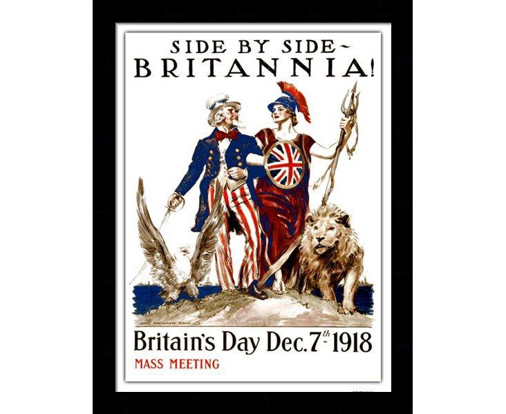Britannia WWI