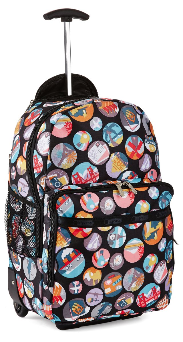 Rolling Backpack, Excursion