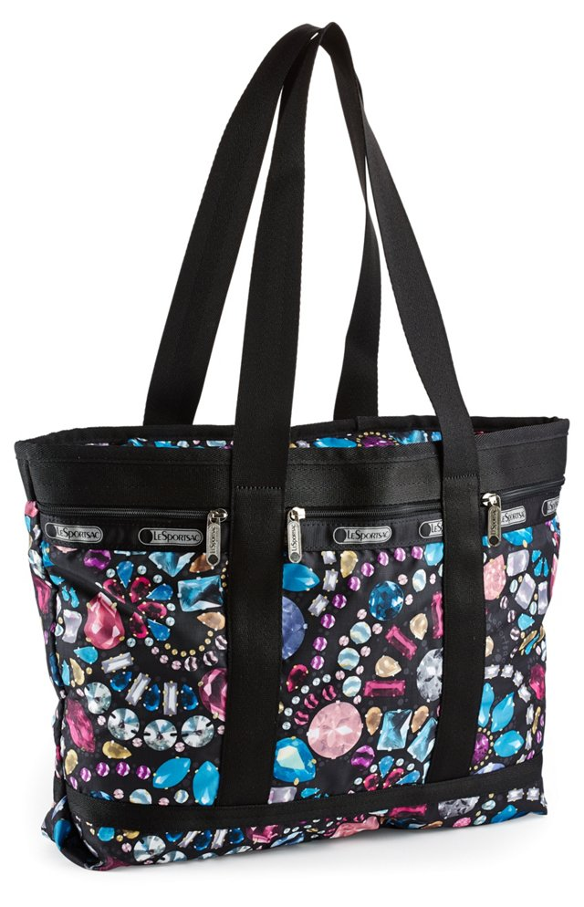 Medium Travel Tote, Crystalized