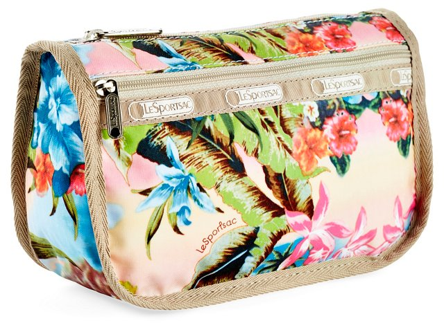 Travel Cosmetic Case, Belize