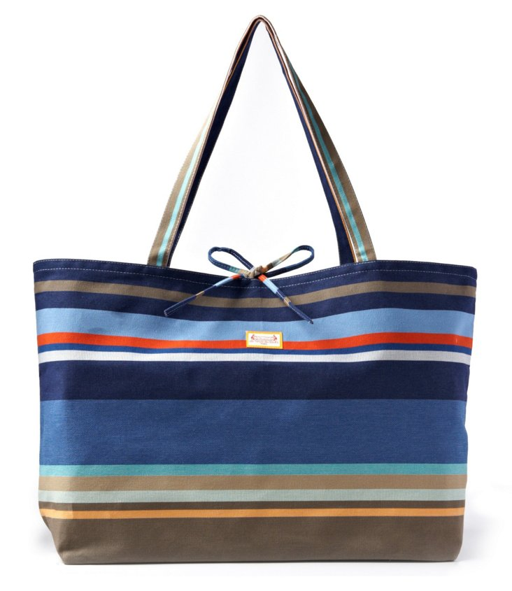 Large Tote, Collioure Roy