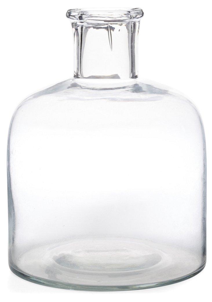 """9"""" Kiri Jar, Clear"""