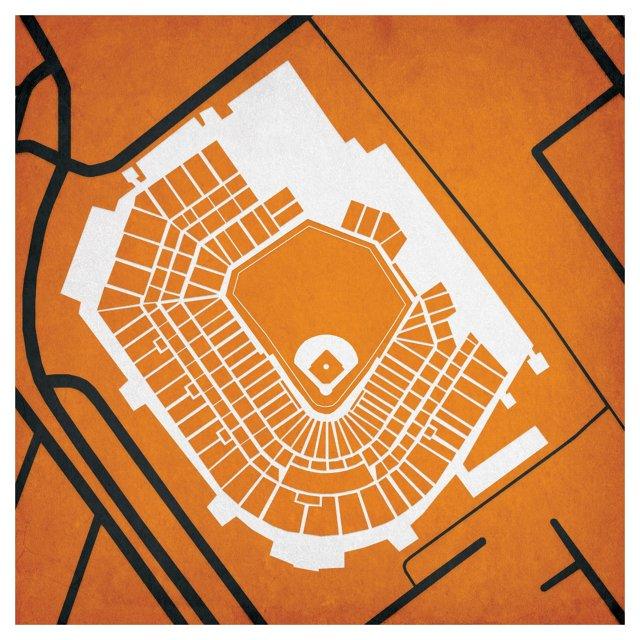 Pro Baseball Ballpark in Baltimore