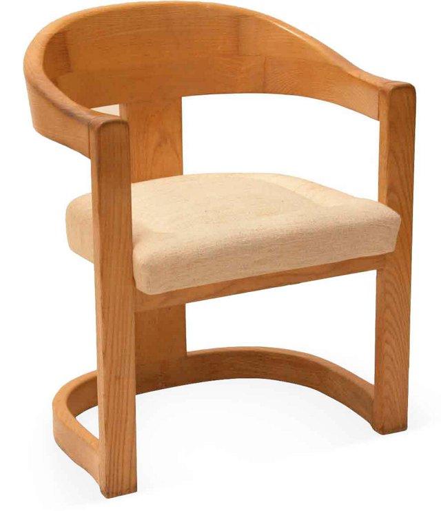 Karl Springer Onassis Chair
