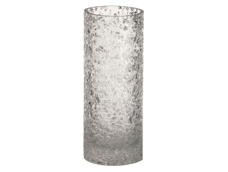 Ice Rock Salt Vase