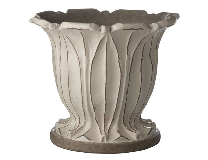 """10"""" Aged Fontaine Planter"""
