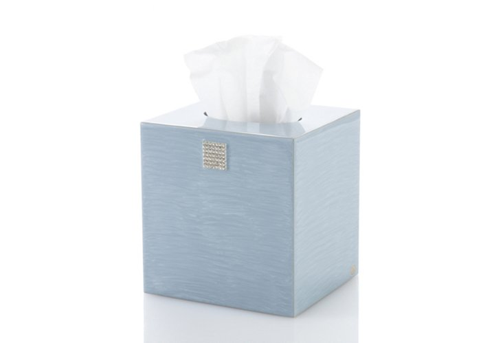 Jensen Tissue Boutique, Blue