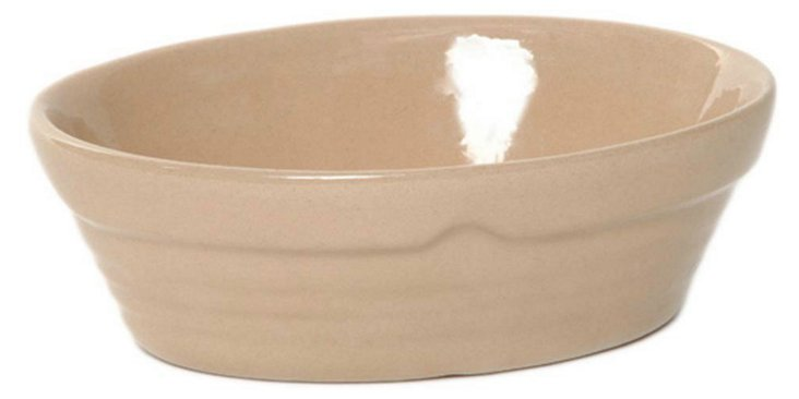 Set of 2 2.5-Cup Oval Baker, Cane