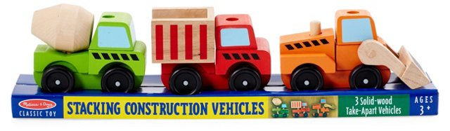 S/3 Stacking Construction Vehicles