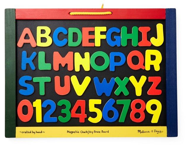 Chalk & Dry-Erase Board