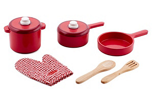 Melissa & Doug Kitchen Accessory Set