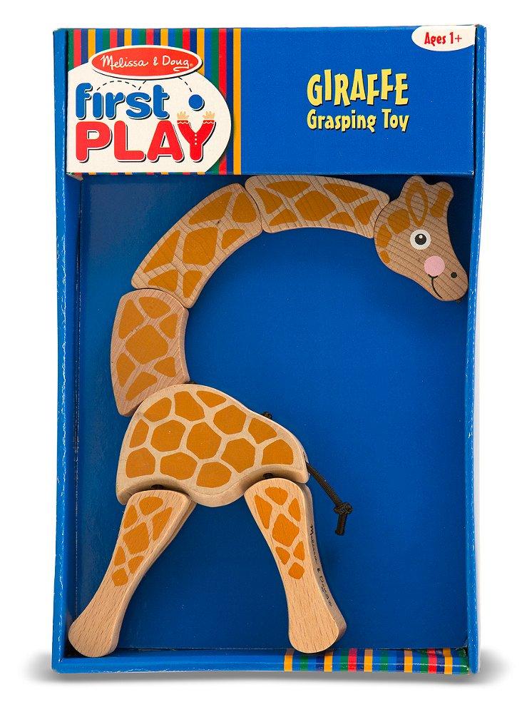 Giraffe Grasping Toy