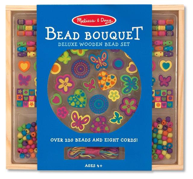 Bead Bouquet Jewelry Set