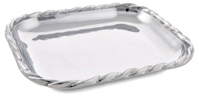 Swizzle Platter, Rectangular