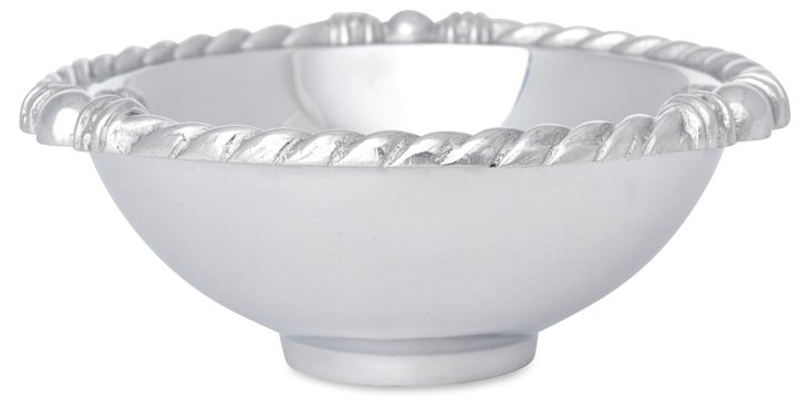 Palais Sauce Dish, Silver