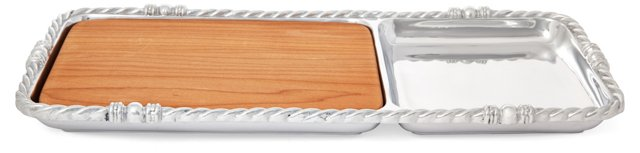Palais Cheese Board w/ Wooden Insert