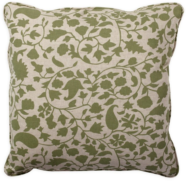 Rohet Pale Sage Pillow