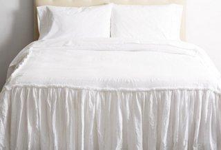 Tat Linen Bedspread, White   Bed, Bath U0026 Textiles   Sale By Category   Sale  | One Kings Lane