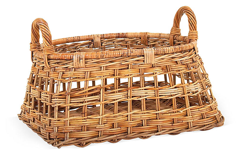 French Country Produce Basket, 22