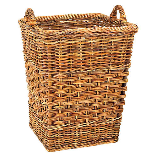 French Country Orchard Basket, 24""