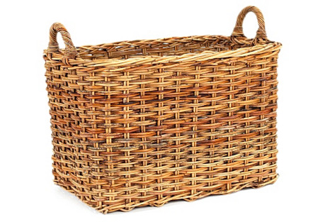 French Country Storage Basket, 21