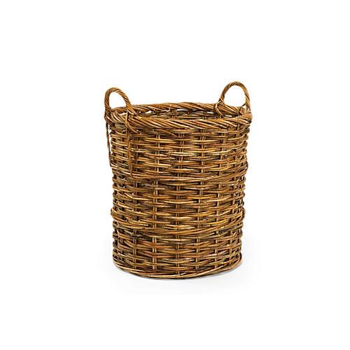 Dakota Firewood Basket