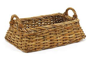 Dakota Shallow Basket*
