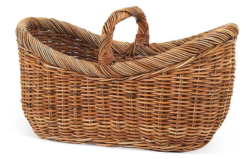 Country Yarn Basket, 26