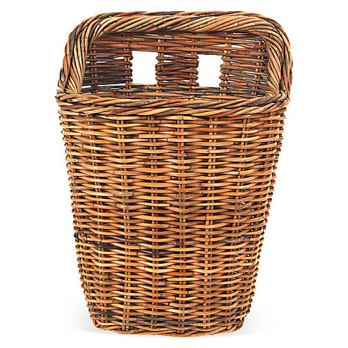 Country Wall Basket