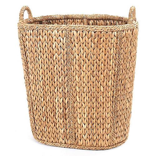 Sweater-Weave Manor Basket