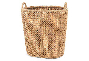 Sweater-Weave Manor Basket*