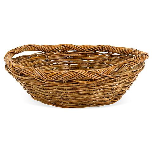 """European Fruit Basket, 17"""""""