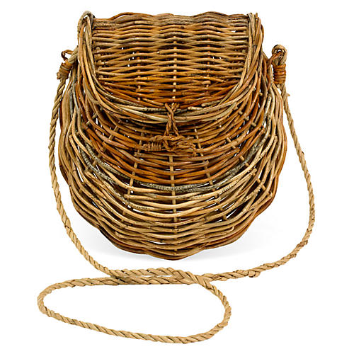Cottage Fish Basket