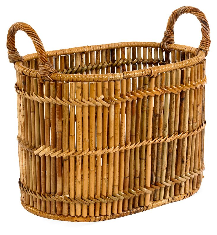 Cottage Garden Tool Basket