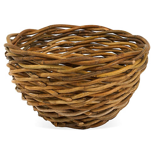 "Provence Farmer's Basket, 17.5"""