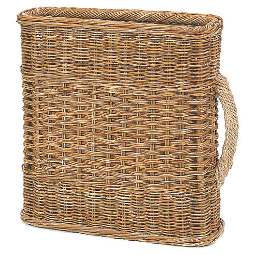 Walking Cane Basket