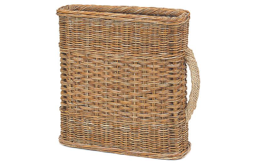 Walking Cane Basket