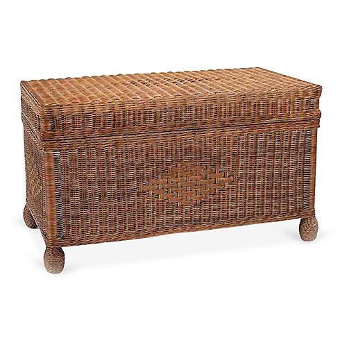 Cottage Bench, Chestnut