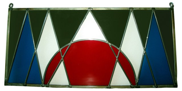Circle / Triangle / Red