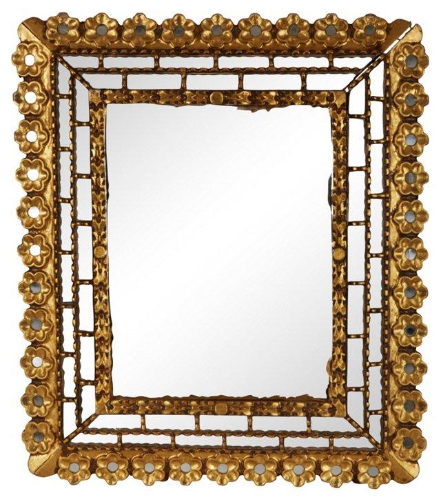 Ornate Mirror Frame