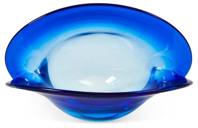 Clamshell Murano Bowl I