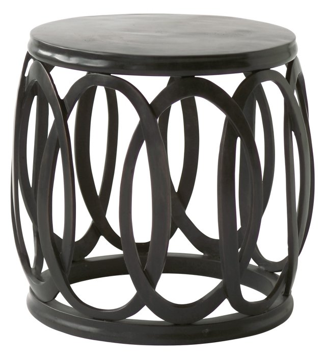 Barbara Barry Drum Table