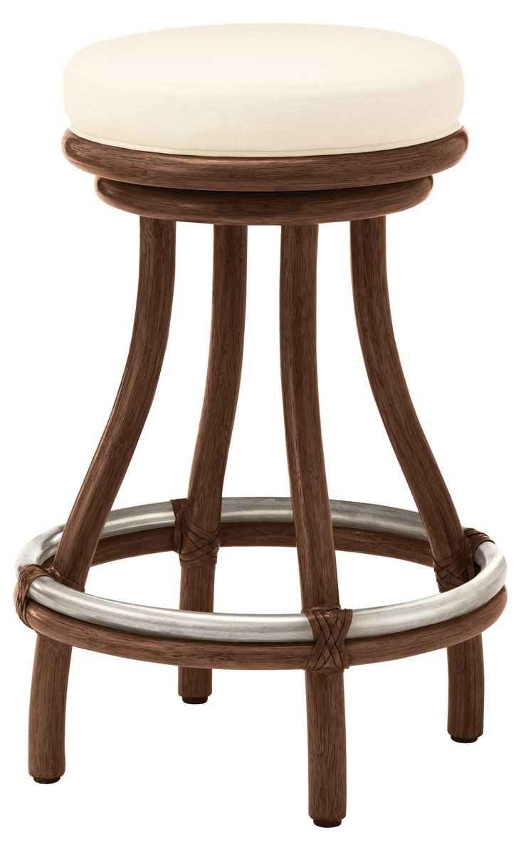 Ama Swivel Counter Stool